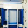 Tủ nhựa người lớn 4 cánh kịch trần Xanh Dương / SHplastic TL18