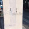Tủ nhựa quần áo người lớn 3 cánh 2 ngăn kéo / SHplastic TL03