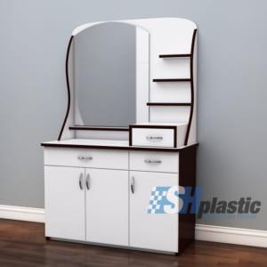 Mẫu bàn trang điểm nhựa Đài Loan / Classic SHPlastic TD06