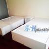 Mẫu giường ngủ nhựa đơn Trẻ Em cao cấp / SHplastic GN05