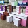 Mẫu bàn trang điểm nhựa Đài Loan / Rose SHPlastic TD10