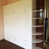 Tủ nhựa người lớn cao cấp 6 cánh, 6 kệ, 6 hộc, 6 ngăn kéo SHplastic TL29