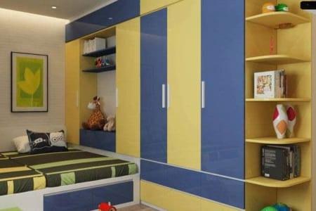 Cách bài trí nội thất nhựa Đài Loan phòng ngủ hợp phong thủy;