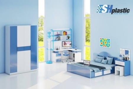 Tủ nhựa Đài Loan và xu hướng nội thất mới trên thị trường tiêu dùng;