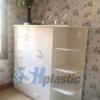 Mẫu tủ nhựa Trẻ Em đa năng 3 cánh 5 ngăn liền kệ / SHplastic TN08