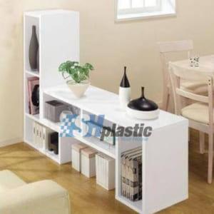 Kệ trang trí nhựa Đài Loan cao cấp / SHPlastic KTT00