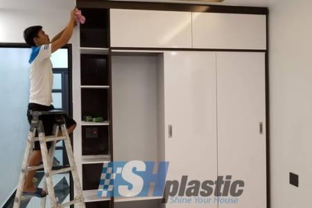 Sử dụng tủ nhựa Đài Loan đúng cách – An toàn – Lâu bền;