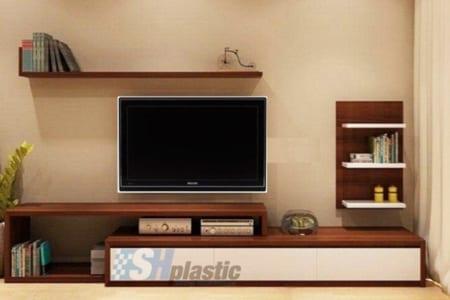 Những vị trí tốt đặt kệ Tivi trong phòng khách mà bạn nên biết;
