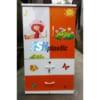 Mẫu tủ nhựa Trẻ Em 2 cánh 2 ngăn kéo / SHplastic TN20
