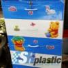 Mẫu tủ nhựa Trẻ Em Đài Loan 5 tầng 5 ngăn kéo / SHplastic TN30