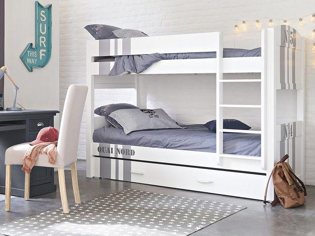 Lưu ý khi lựa chọn giường tầng nhựa trẻ em