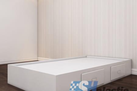 Tiện ích nổi bật của giường nhựa có ngăn kéo;