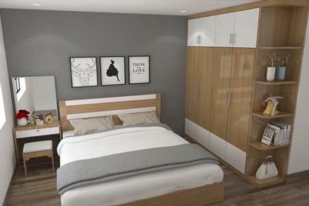 So sánh sự khác biệt giữa giường nhựa 1m6 và giường nhựa 1m2;