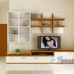 Kệ tivi nhựa Đài Loan cao cấp / SHPlastic KTV00