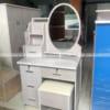 Mẫu bàn trang điểm nhựa Đài Loan / Nordic 2 SHPlastic TD13