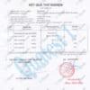 Tấm nhựa Đài Loan Chinhue được kiểm định chất lượng bởi Quatest và SGS