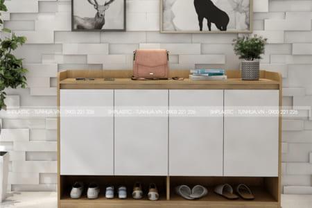 Mẹo giúp mua tủ giày nhựa Đài Loan SHplastic chính hãng;