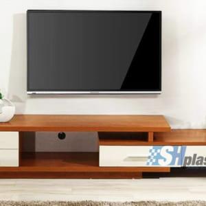Kệ tivi nhựa Đài Loan cao cấp cách tân hiện đại / SHPlastic KTV09