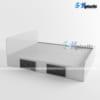 Giường ngủ đơn nhựa Đài Loan cao cấp / SHPlastic GN13