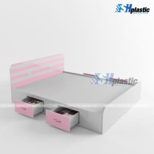 Giường ngủ nhựa Đài Loan cao cấp / SHPLastic GN12