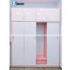 tủ nhựa Đài Loan cánh lùa phong cách Nhật Bản SHPlastic TL56 thiết kế kịch trần ảnh thật sản phẩm