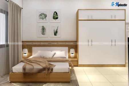 Phòng nhỏ cũng hóa to với mẹo chọn nội thất phòng ngủ này;