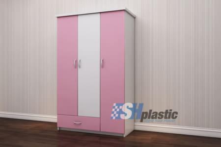5 mẫu tủ quần áo nhựa Đài Loan dưới 5 triệu đồng đáng mua nhất;