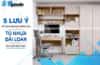 5 Lưu ý về ưu và nhược điểm của tủ nhựa Đài Loan khi làm nội thất!