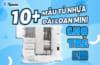10+ Mẫu tủ nhựa Đài Loan nhỏ gọn mini cho trẻ em