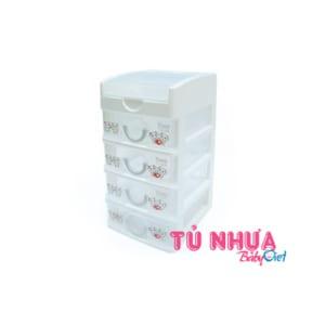 TỦ NHỰA DUY TÂN TOMI NHỎ 5 TẦNG 5 NGĂN / No.0190219